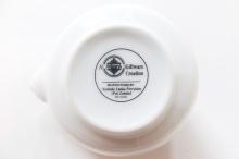 Čaje Mlesna Porcelánová minikonvička NORITAKE s 25g Nuwara Eliya v kvalitě OP MLESNA (Ceylon) Ltd. pravý čaj z Cejlonu
