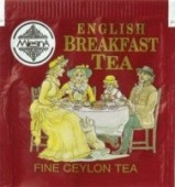 ENGLISH BREAKFAST 25x2g