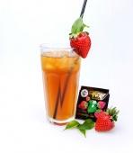 Černý sáčkový čaj  - JAHODA 25x2g