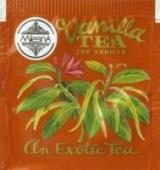 Černý čaj s extraktem VANILKY 25x2g
