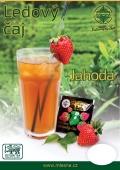 Čaje Mlesna Čajové menu a Ice Tea menu pravý čaj z Cejlonu
