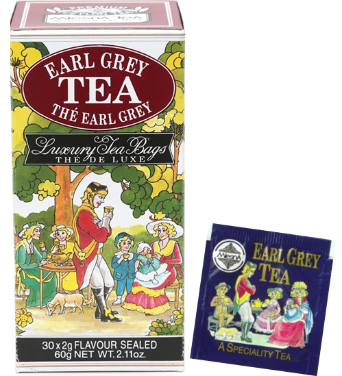 Čaje Mlesna Cejlonský černý čaj nejvyšší kvality s přírodní esencí bergamotu MLESNA (Ceylon) Ltd. pravý čaj z Cejlonu