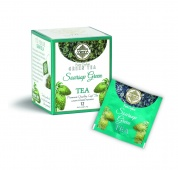 SOURSOP Premium zelený čaj pyramida 12x2g