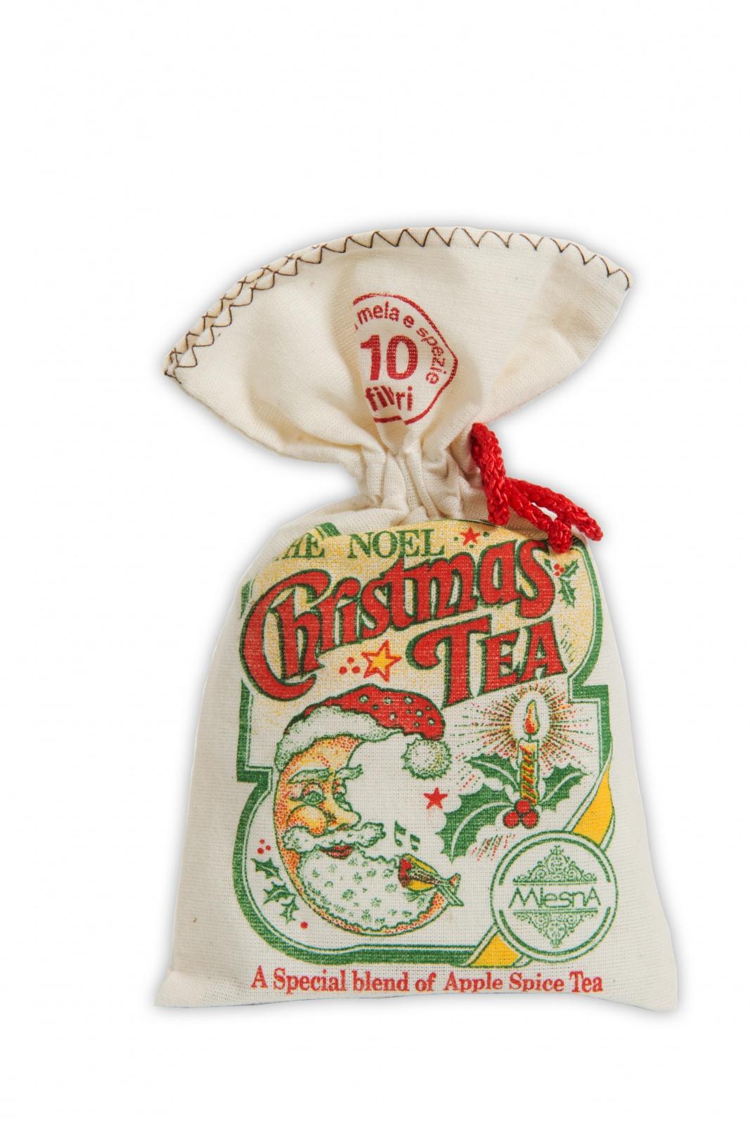 Čaje Mlesna Černý čaj nejvyšší kvality s přírodní esencí jablka a koření MLESNA (Ceylon) Ltd. pravý čaj z Cejlonu