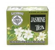 Černý čaj   sáčkový  -  JASMÍN -   50x2g