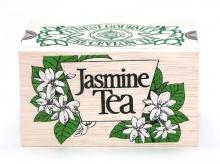 Černý čaj JASMÍN dřevěný box B.O.P. 100g
