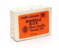 Čaje Mlesna Cejlonský čaj DIMBULA, nejvyšší kvalita v dárkovém balení MLESNA (Ceylon) Ltd. pravý čaj z Cejlonu