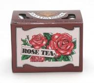 Černý cejlonský čaj RŮŽE 20x2g, dárkové balení