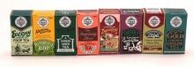Čaje Mlesna Minikrabičky, vzorky čaje ze Srí Lanky, Darjeelingu a Číny MLESNA (Ceylon) Ltd. pravý čaj z Cejlonu