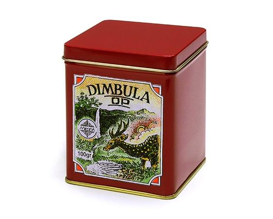 Čaje Mlesna Dimbula Orange Pekoe /OP/ tea 100g MLESNA (Ceylon) Ltd. pravý čaj z Cejlonu