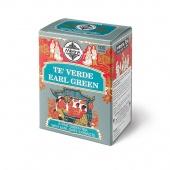 EARL GREY zelený čaj 100g