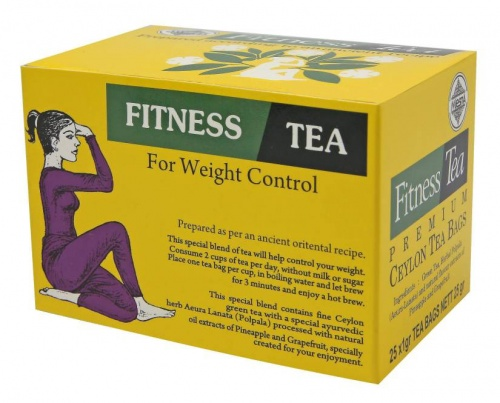 Fitness tea Mlesna