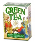 GREEN TEA carton 100g