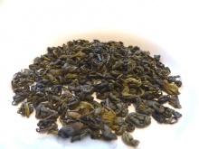 Čaje Mlesna JAHODA zelený čaj, sypaný MLESNA (Ceylon) Ltd. pravý čaj z Cejlonu