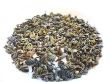 Čaje Mlesna Kolekce vynikajích zelených čajů na ochutnání pravý čaj z Cejlonu