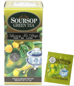 SOURSOP Premium green tea 30x2g