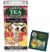 Zelený sáčkový cejlonský čaj -  30x2g