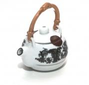 Čaje Mlesna Porcelánová minikonvička 1 dcl s cejlonským čajem MLESNA (Ceylon) Ltd. pravý čaj z Cejlonu