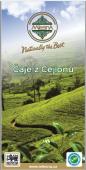 Čaje Mlesna Nabídková karta Mlesna Tea pravý čaj z Cejlonu