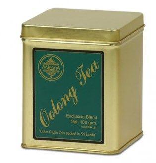 Čaje Mlesna OOLONG, polozelený - polofermetovaný čaj MLESNA (Ceylon) Ltd. pravý čaj z Cejlonu