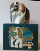 Slon modrý