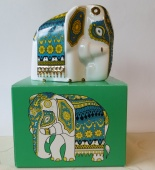 Slon zelený