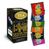 Sáčková kolekce významných čajových oblastí   30x2g
