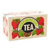 Čaje Mlesna Exkluzivní černý sypaný čaj s přírodní esencí z jahod MLESNA (Ceylon) Ltd. pravý čaj z Cejlonu