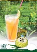 Čaje Mlesna Exkluzivní zelený čaj Soursop v dárkovém balení 100g MLESNA (Ceylon) Ltd. pravý čaj z Cejlonu