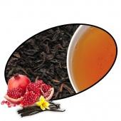 MONKS - Granátové jablko a vanilka černý  sypaný čaj -   100g