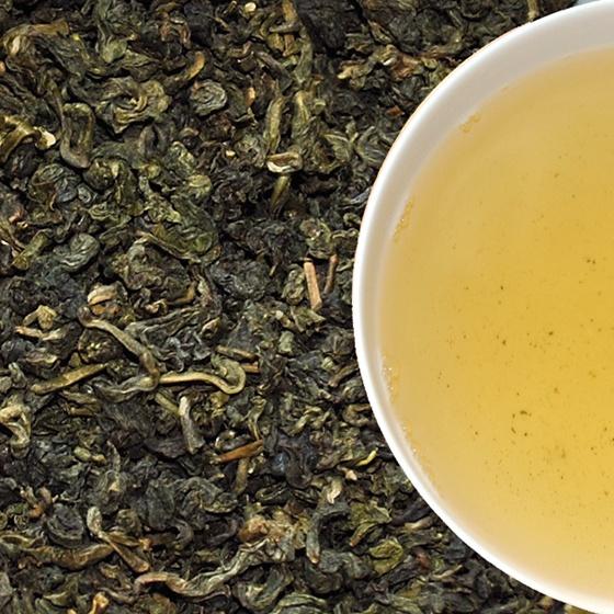 Čaje Mlesna OOLONG - Tchaj-wan - sypaný laminate 50g MLESNA (Ceylon) Ltd.Mlesna pravý čaj z Cejlonu