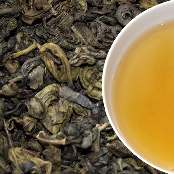 Čaje Mlesna Zelený čaj - Young Hyson - sypaný laminate 100g MLESNA (Ceylon) Ltd.Mlesna pravý čaj z Cejlonu